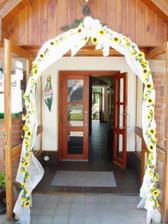 Brána na uvítanou
