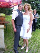 7.7.2007 na svatbě švagříků