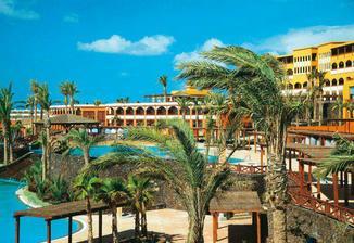 ...na ostrově Fuerteventura...