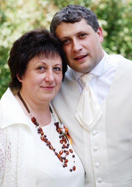 Kačka(Ferinka){{_AND_}}Vítek - zenich s maminkou
