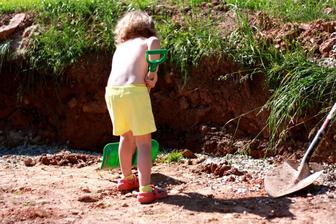 Když děti chtějí větší bazén....