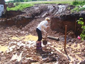 červen 2009 byl jaksi deštivý,elegance v každé situaci...:o)))))