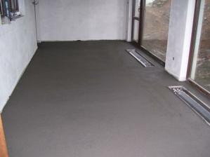 konečně firma se kterou byla 100% spokojenost,na vnitřky a podlahy...