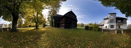 Hronsek - nadherny kostolik