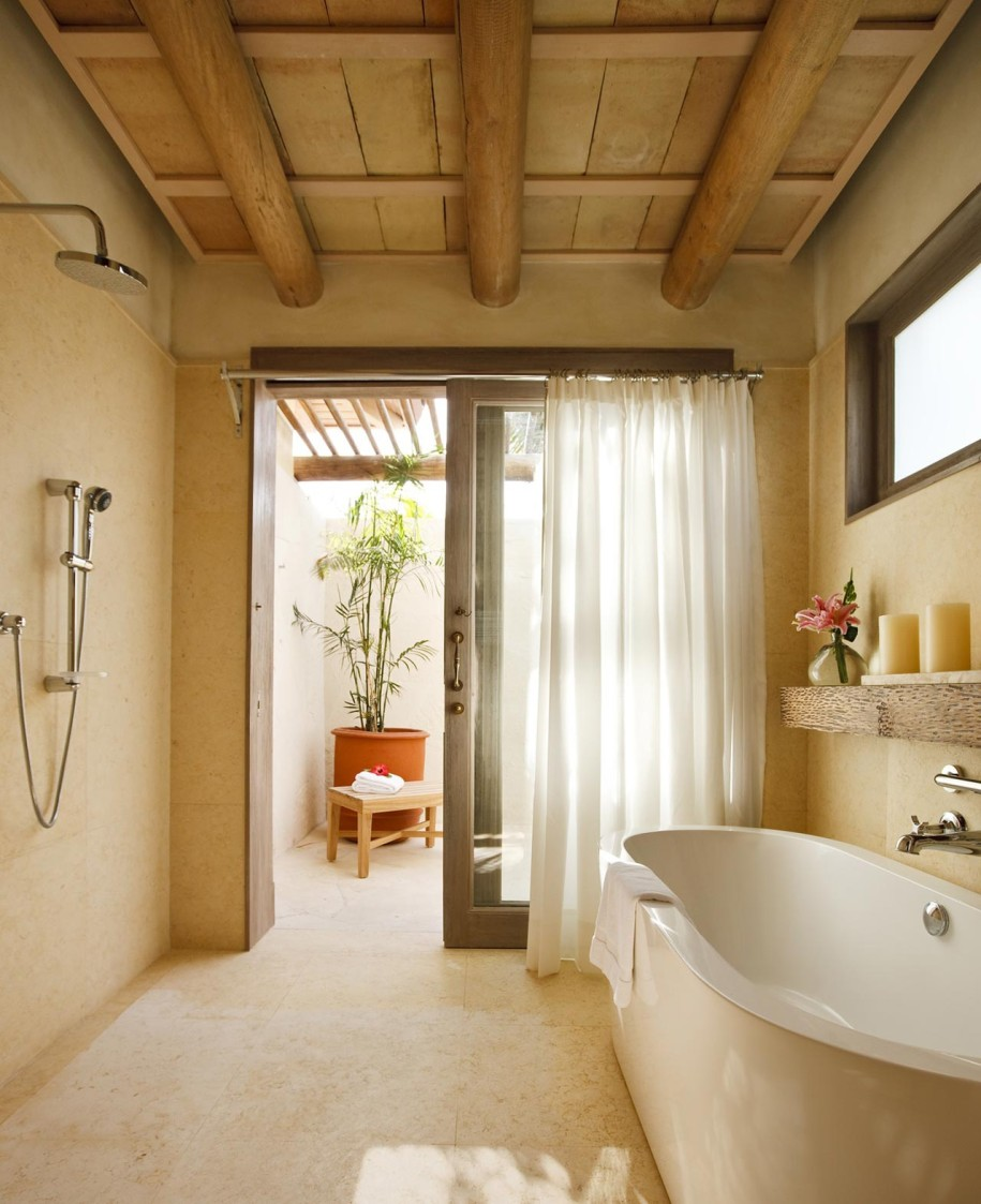 tramovy strop v kupelni k pel a. Black Bedroom Furniture Sets. Home Design Ideas