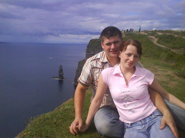 Darinka a Minko - Tak toto sme my dvaja a nasa svadbicka sa bude konat 17.maja 2008