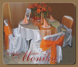Darinka a Minko - a taka by mala byt dekoracia na svadbe
