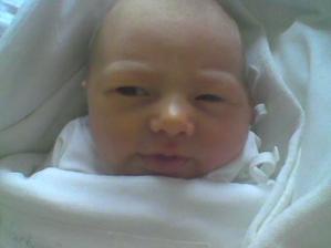 Tak uz so tu narodila som sa 6.6.09 a volam sa Olívia