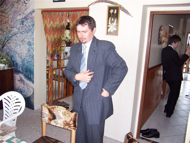 Růženka{{_AND_}}Marek Vlkovi - Zenich se pripravuje