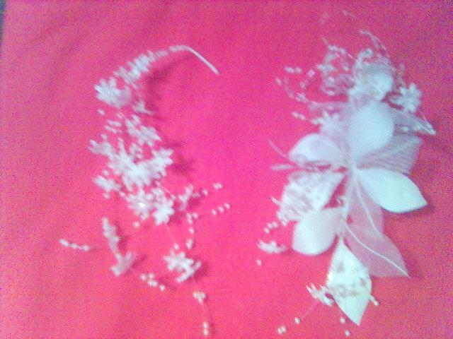 Jurko a Katka - kvetinky do vláskov