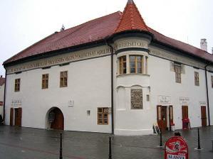 Zo Starej radnice v Pezinku
