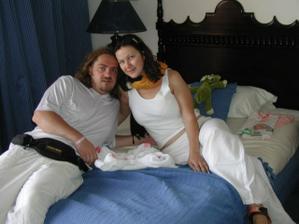 Svadobna cesta - Egypt odchadzali sme hned po svadbe v pondelok 29.08.2005