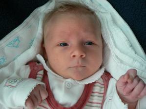 23.10.2008 o 10:05 sa nam narodilo krasne dievcatko, Agata Vajsabelova. Miery mala uctyhodne...4390g, 52cm :-)