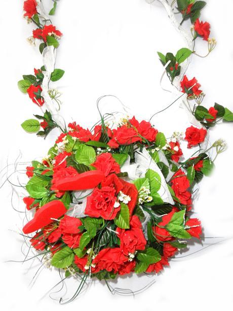 Květinové koule na auto - Obrázek č. 1