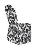 Luxusní damaškové potahy na židle,
