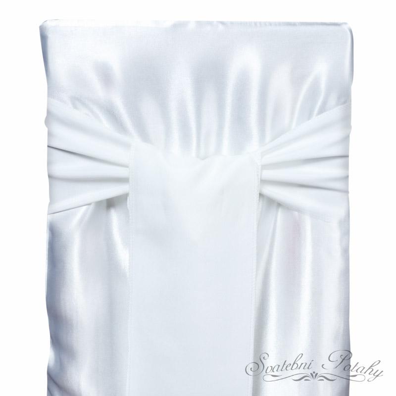 Mašle polyesterové k dekoraci židlí - Obrázek č. 1