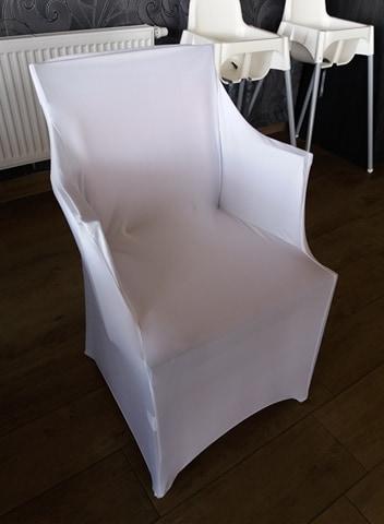 Elastické potahy na židle s područkami - Obrázek č. 1