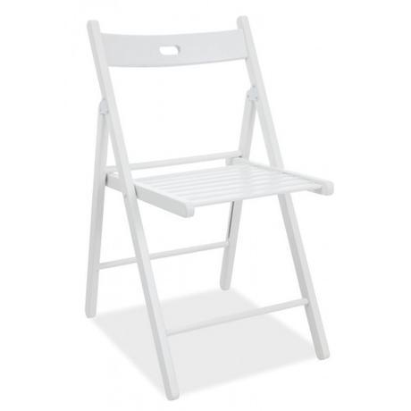 Dřevěná skládací židle - Obrázek č. 1