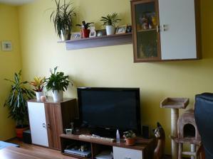 TV stěna...