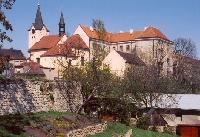 Majda a Petr - zámek Chvaly