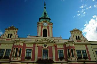 Mělnická radnice