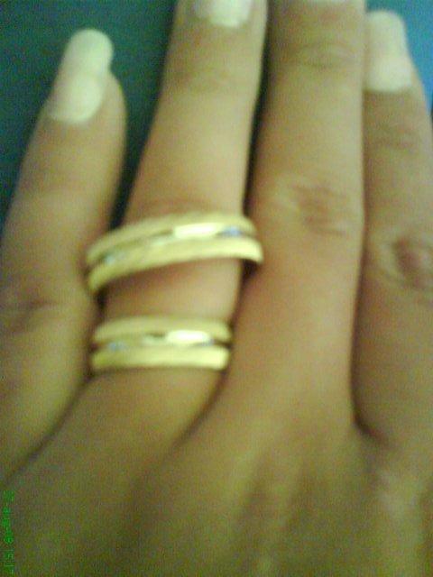 Topa-Naša svadba 2 - Naše krásne obrúčky
