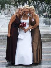 moja mamka, ja a sestrička