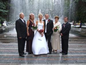 Jedna veľká šťastná rodinka