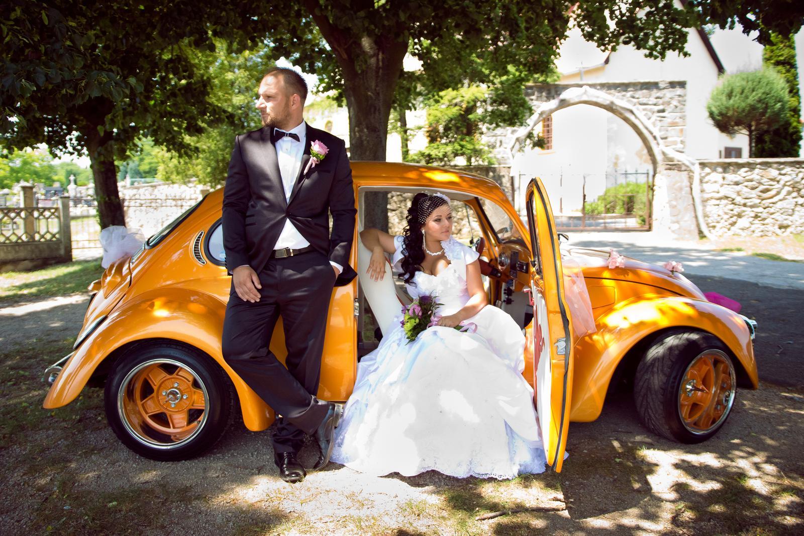 Paulína a Matej, svadba... - Obrázok č. 1