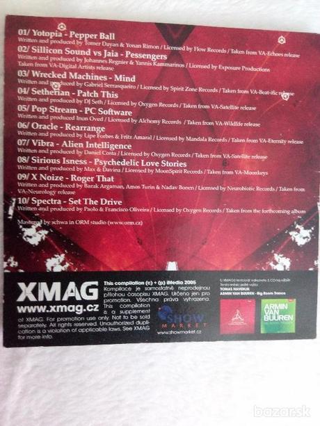 hudobné CD, aj jednotlivo. - Obrázok č. 2