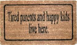 """""""Tu žijú unavení rodičia a šťastné deti"""""""