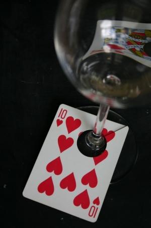 ✂ :Pomocníci - dobrý pomocník na označenie pohárov :)