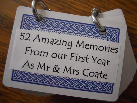 anniversary Gift Ideas❣ - ´DIY: http://ahappyjollylife.blogspot.sk/2012/04/to-surp.html