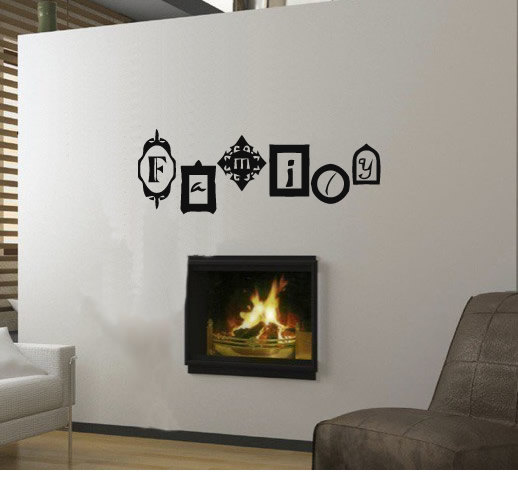 👈naSTEnu - http://www.etsy.com/listing/151097340/wall-decal-family-frames-ornamental-art?ref=shop_home_active