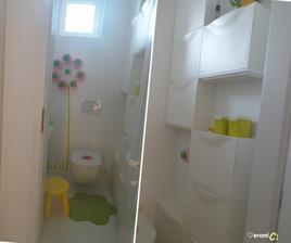 naše rozkvitnuté  ❀ WC :-)