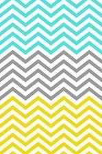 Farebna kombinacia: mint + gray +yellow