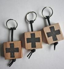 tip na DIY: + klucenka