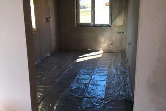 Zateplenie podlahy