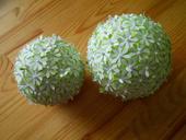 Dekorační koule/Kissing balls,