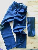 Chlapecké společenské kalhoty, 128