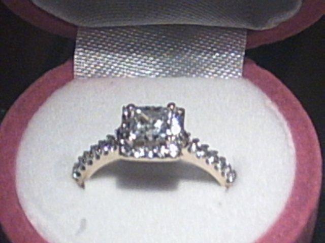 26.7.2008 M&P - môj zásnubný prsteň