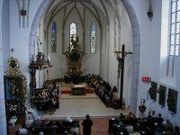 kostel sv. Prokopa-tady 1.7.2006 v 10:30 vyrazíme na společnou cestu...