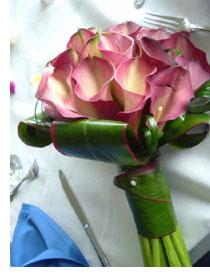 Livia&rasto prípravy - krásna kytica z kál, milujem kaly