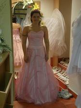 krásné ale kdyby nebyli růžové, ty by do naší fialové svatby moc nepasovali:(
