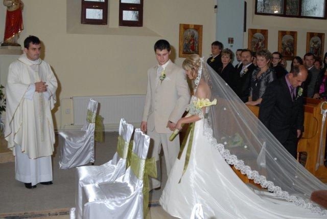 Miriama Jesenská{{_AND_}}Igor Hudák - V kostole