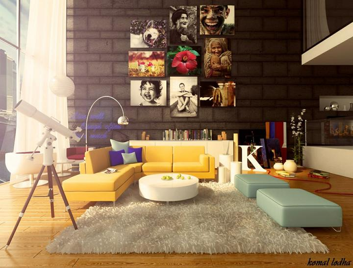 Obývačkové inšpirácie - Obrázok č. 38