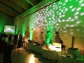 Světelný design, kompletní řešení osvětlení na svatbě