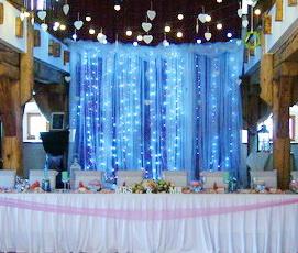 Využijte mých zkušeností a schopností s realizacemi / osvětlení svatby a světelné dekorace - Obrázek č. 2