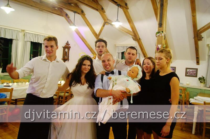 Svatba Jakub a Silvie - Pivovar Kytín - Svatba Jakub a Silvie - Pivovar Kytín