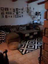 ..obývačka v jesennom šate....